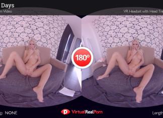 """""""College Days"""" VirtualRealPorn's VR Porn Movie"""