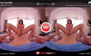 "Full Version VR Anal Sex Porn ""Deep Inside"" from VRP"