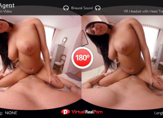 """Estate Agent"" Virtual Real Porn Movie Trailer"