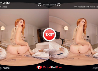 "Full Version VR Porn Movie ""Glamour Wife"" from VirtualRealPorn"