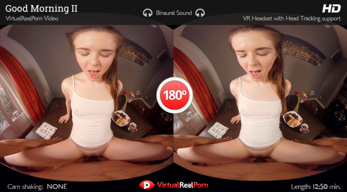 """Good Morning 2"" Virtual Real Porn Trailer"
