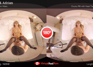 """Hanna and Adrian"" Virtual Real Porn Trailer"