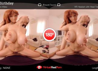 """Happy Birthday"" VRP's VR Porn Trailer"