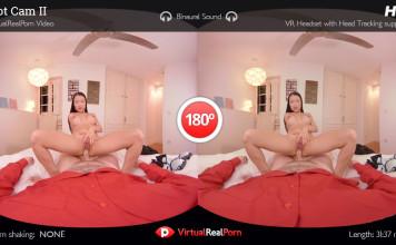 """Hot Cam 2"" Virtual Real Porn Trailer"