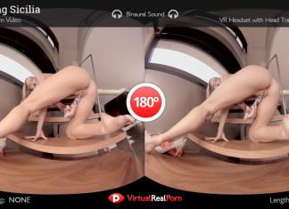 """""""Knowing Sicilia"""" Virtual Real Porn Trailer"""