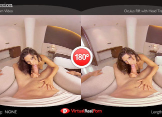 """""""Red Passion"""" Virtual Real Porn Trailer"""