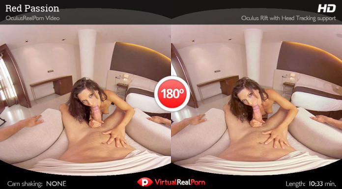 """Red Passion"" Virtual Real Porn Trailer"