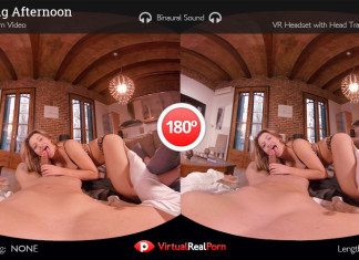 """Relaxing Afternoon"" Virtual Real Porn Trailer"