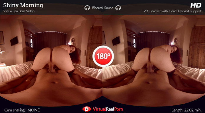 """Shiny Morning"" Virtual Real Porn Trailer"