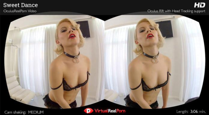 """Sweet Dance"" Virtual Real Porn Trailer"