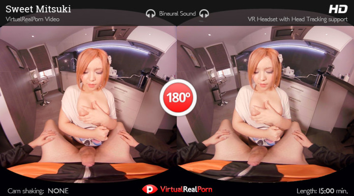 """Sweet Mitsuki"" Virtual Real Porn Trailer"