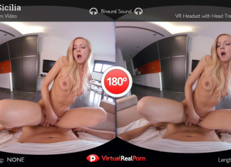 """Sweet Sicilia"" Virtual Real Porn Trailer"