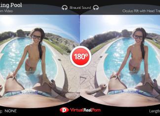 """Swimming Pool"" Virtual Real Porn Trailer"