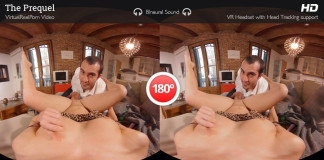 Female Friendly VR Porn Video