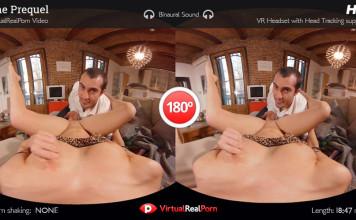 """The Prequel"" VR Porn Made for Women"