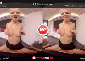 """VR Hotel"" by Virtual Real Porn Best VR Movie"