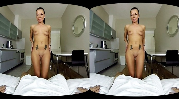 Check Out Inga, the Virtual Reality Pornstar featured with CzechVR
