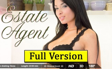 """Full VR Porn Version """"Estate Agent"""" from Virtual Real Porn"""