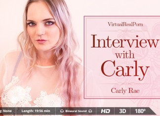 """Interview with Carly"" is a Virtual Sex Knockout"