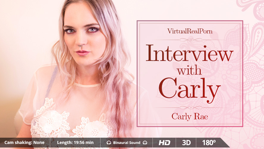 """""""Interview with Carly"""" is a Virtual Sex Knockout"""