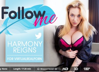 """Follow Me Home"" VR Porn Favorite From VirtualRealPorn"