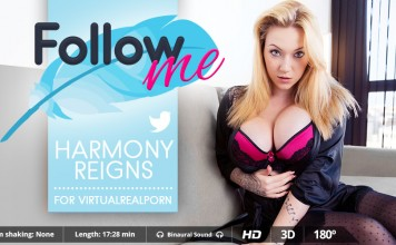 """Follow Me Home"" VR Porn Favorite From VirtualRealPorn"