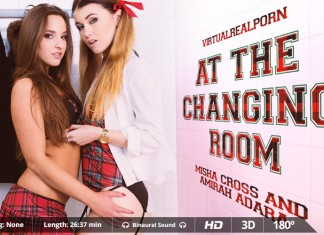 """""""At the Changing Room"""" Virtual Reality Porn from VRP"""