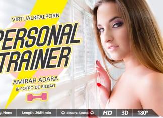 """Personal Trainer"" HD VR Porn Movie from VirtualRealPorn"