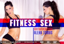 "Masturbation and Sex Toys VR Porn Movie ""Fitness Sex"""