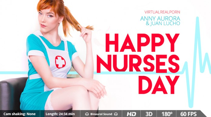 Naughty Nurse's Handjob is the Best VR Sex Medicine
