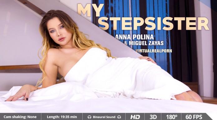Fuck your Stepsister in this Virtual Semi-Incestral Sex Scene