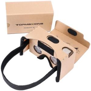 Google Cardboard VR headset for Porn