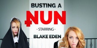 Naughty Nun VR porn