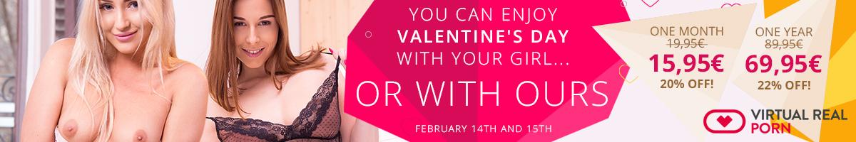 VRP Valentine's Day Promo