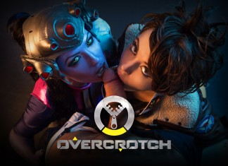 Overwatch VR Porn Cosplay