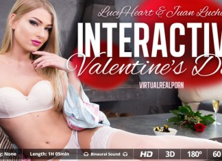 Free Full Anal VR Porn Interactive Experience for Valentine's day