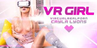 VR Girl Cover