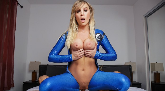 Fantastic Four Vr Porn Cosplay Perfect Tits