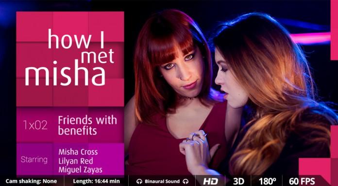 VR Porn Misha Cross How I met Misha