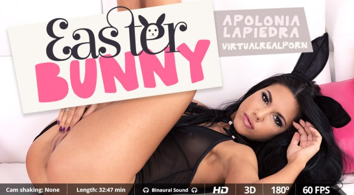 Easter Bunny VR Porn