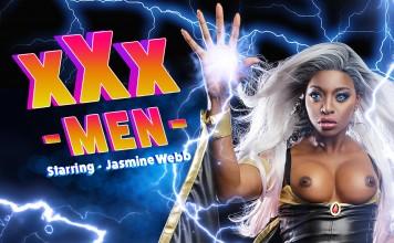 XXX-Men VR Porn Cosplay