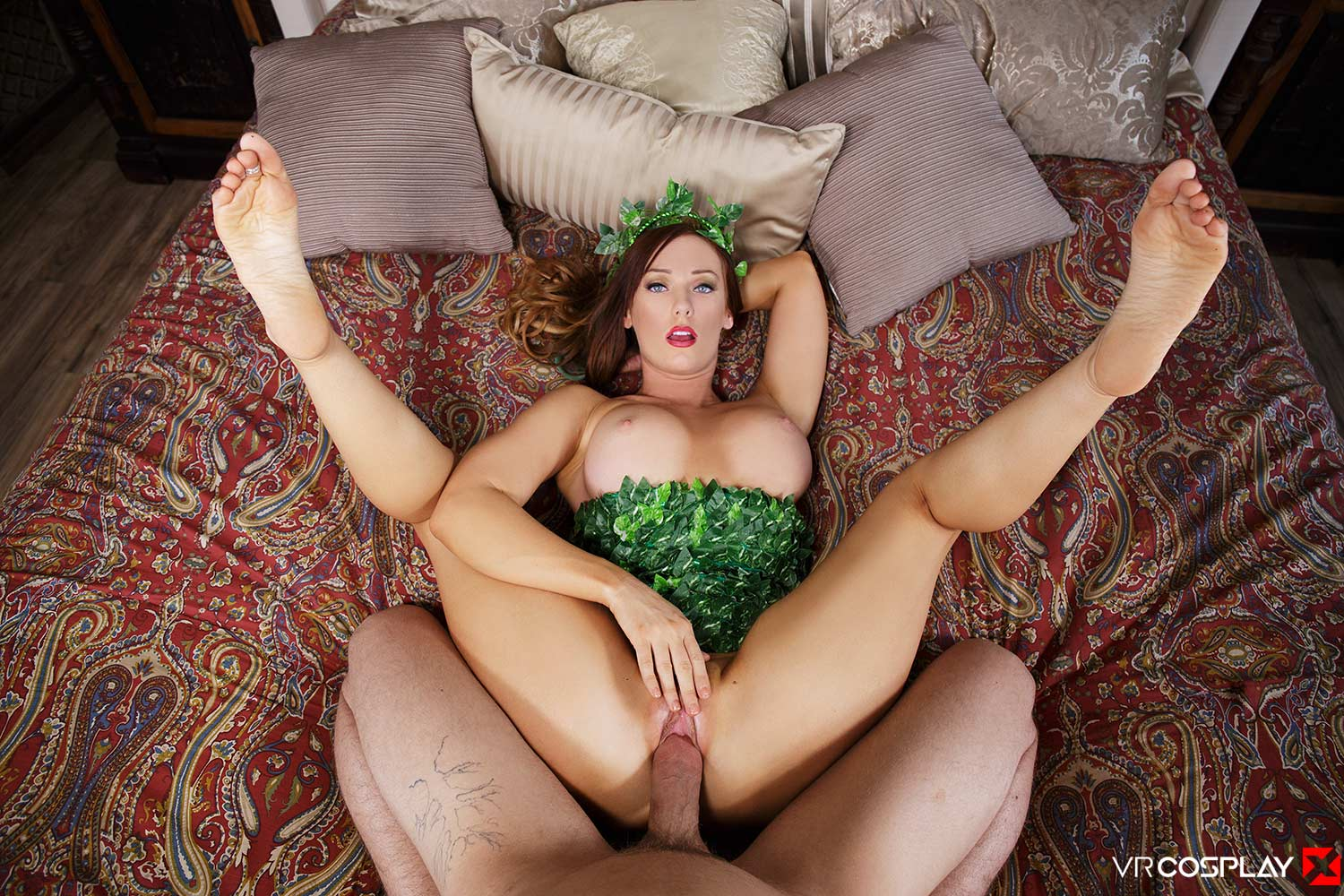 Batman and poison ivy porn videos
