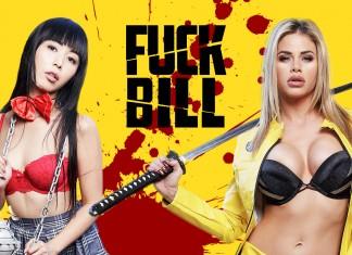 Kill Bill VR Porn Cosplay