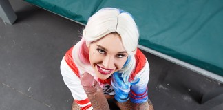 Harley Quinn Vr Porn Cosplay