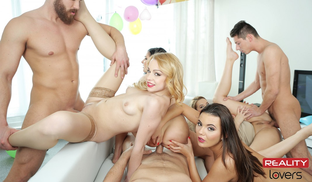 2018 birthday онлайн on students порно orgy