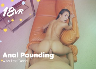 Anal Pounding With Lexi Dona