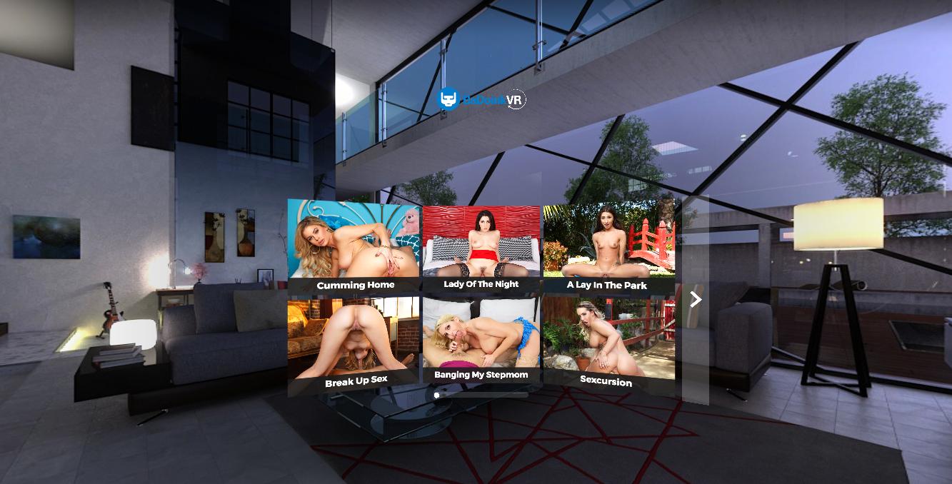 VR 360 apartment