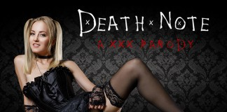 Death Note VR Porn Cosplay starring Sicilia Model