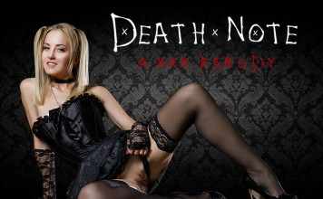 Death Note VR Porn Cosplay starring Sicilia Model