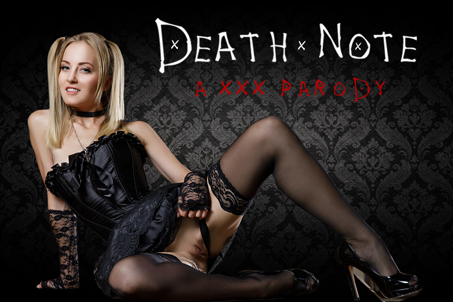 Death Note VR Porn Cosplay starring Sicilia Model | MobileVRXXX